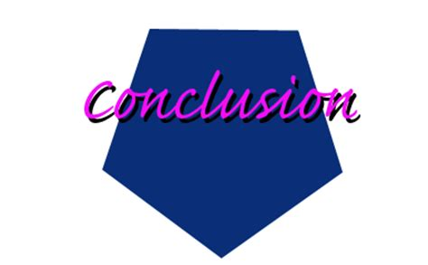 What does a conclusion consist of in an essay